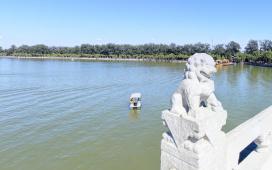 頤和園——清朝時期皇家園林